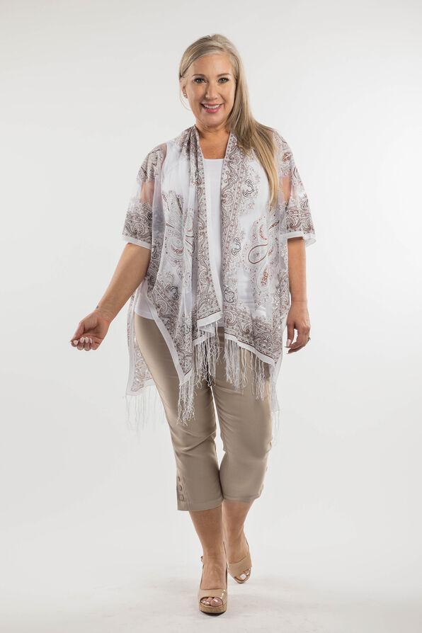 Perfect in Paisley Kimono, , original image number 1