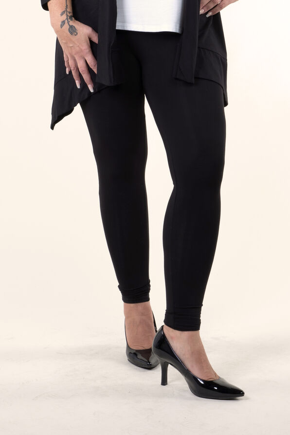 Bamboo Legging, Black, original image number 0