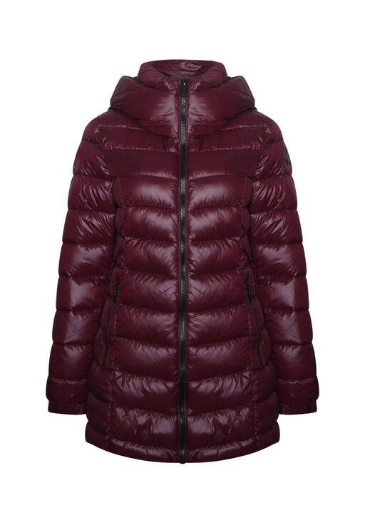 Long Mid Weight Puffer Coat, , original
