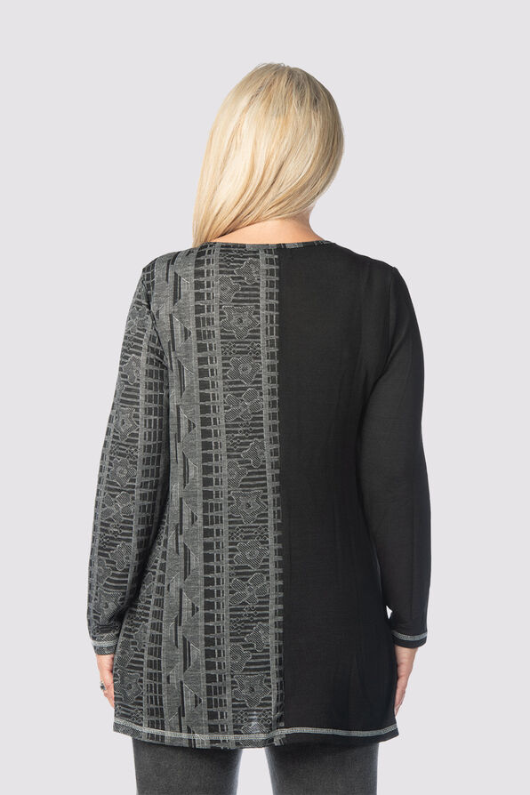 Savannah Sweater, Grey, original image number 2