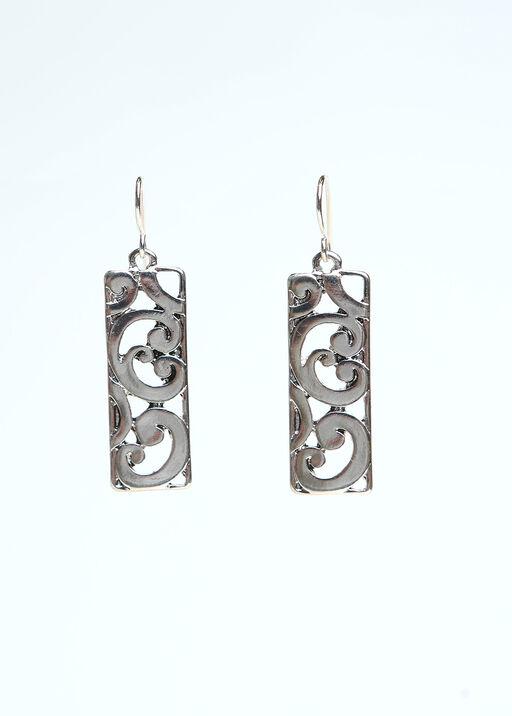 Swirl Earrings, , original