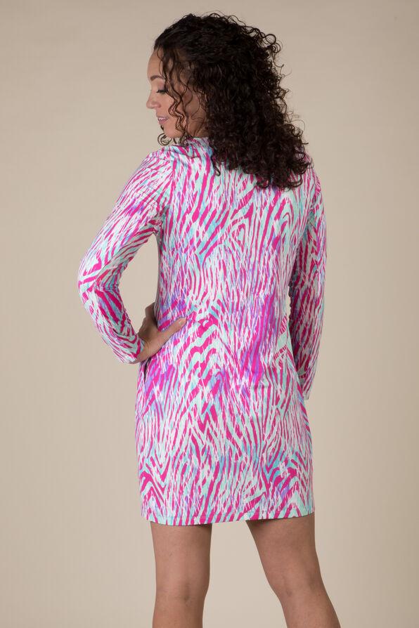 Olivia Golf Dress, Pink, original image number 3