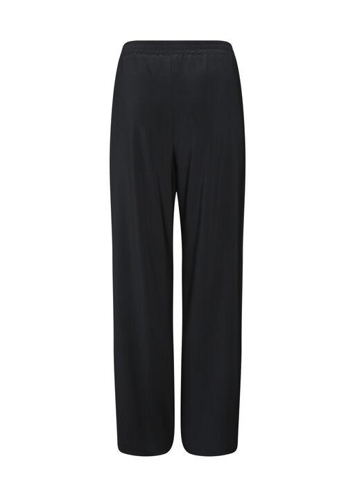 Petite Tasha Wide Leg Pant, Black, original
