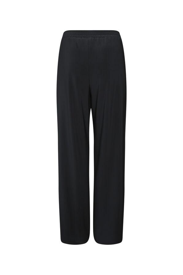 Petite Tasha Wide Leg Pant, Black, original image number 1