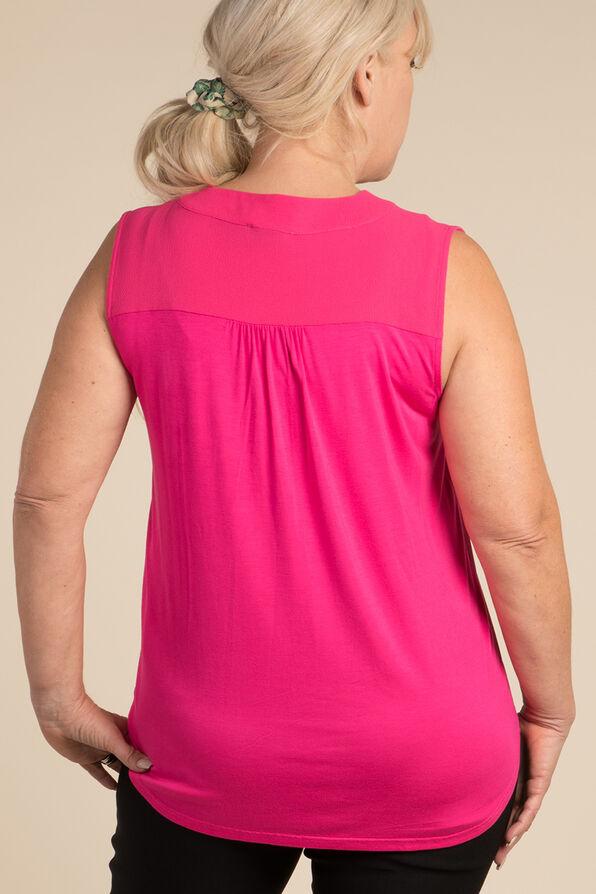 Charlotte Top, Pink, original image number 2