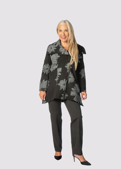 The Flora Jacket , Black, original
