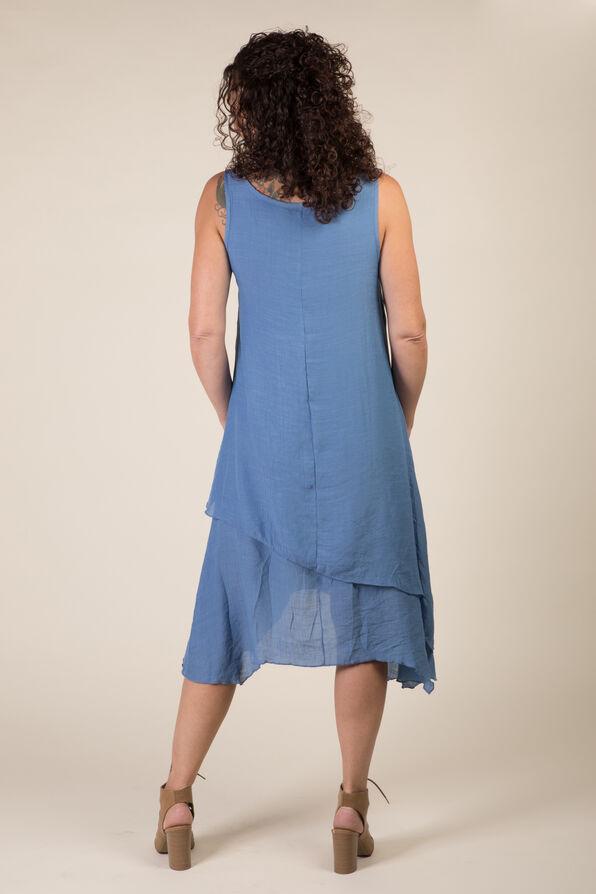 Essence Dress, Blue, original image number 1
