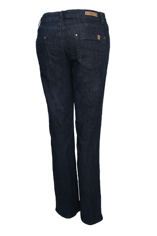 Simon Chang Classic Jeans, Indigo, original image number 1