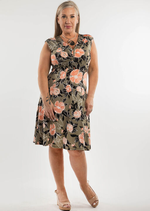 Peach Blossom Dress, , original