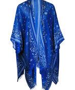 Handkerchief Kimono, Denim, original image number 0