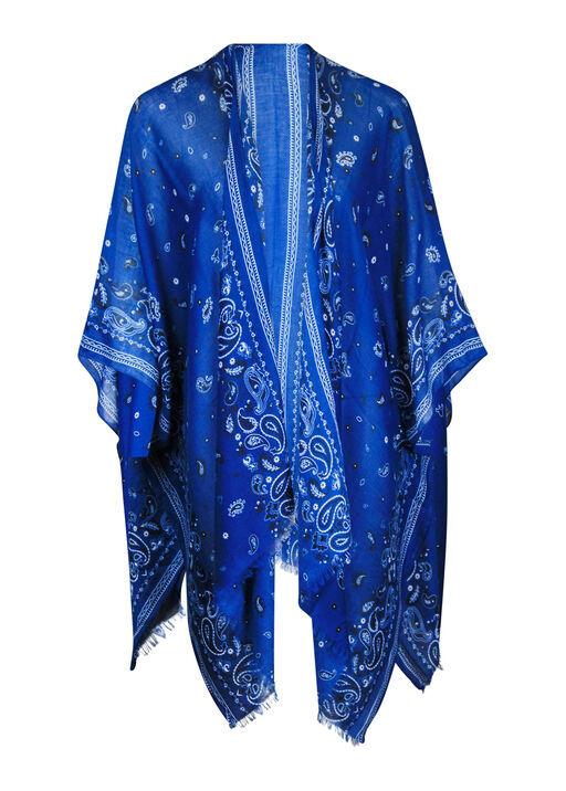 Handkerchief Kimono, Denim, original