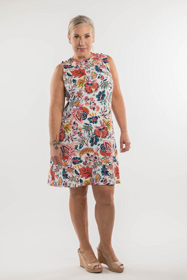 Swing Dress, Multi, original image number 1