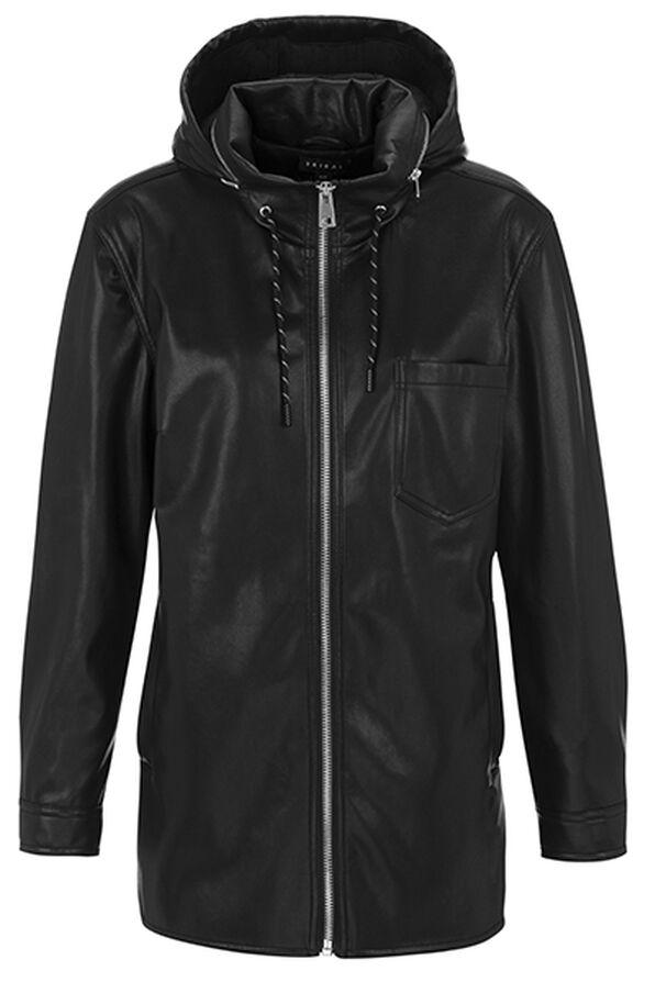 Perennial Hood Jacket, Black, original image number 0