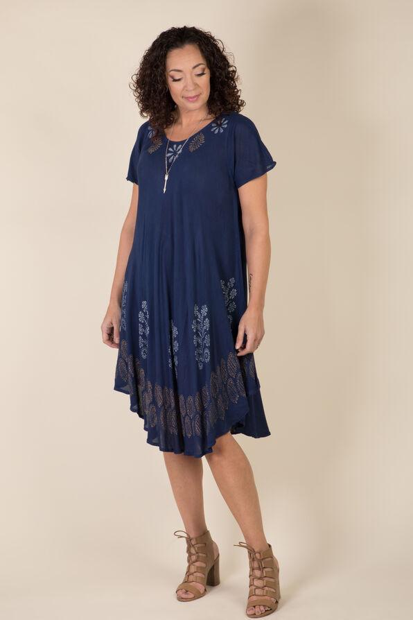 Indigo Dream Dress, Navy, original image number 3