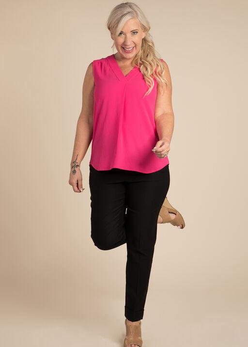 Charlotte Top, Pink, original