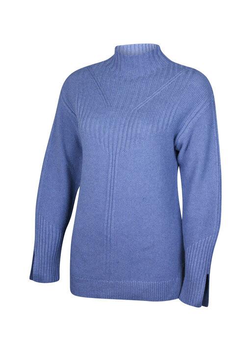 Pointelle Knit Sweater, , original
