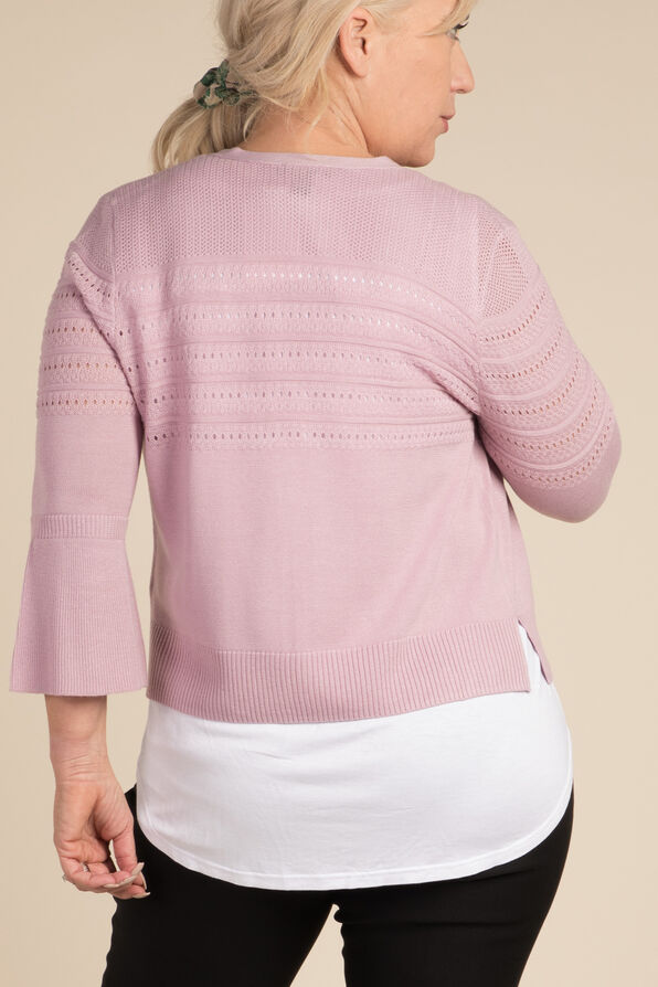 Grace Cardigan, Pink, original image number 1