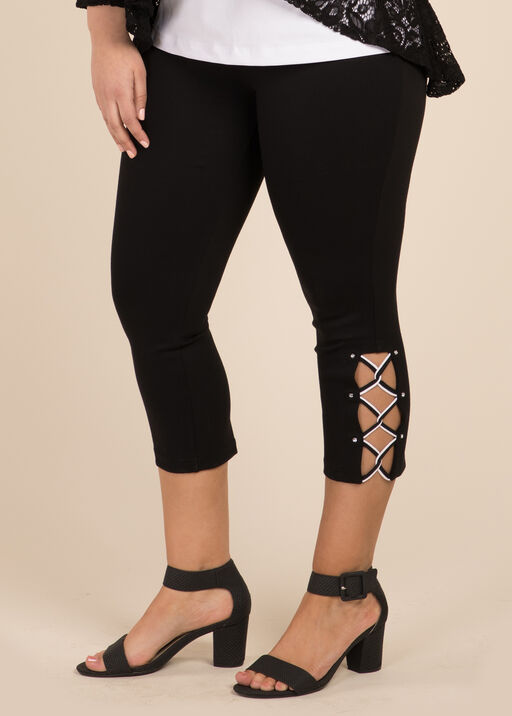 Cropped Slims Luxe, , original
