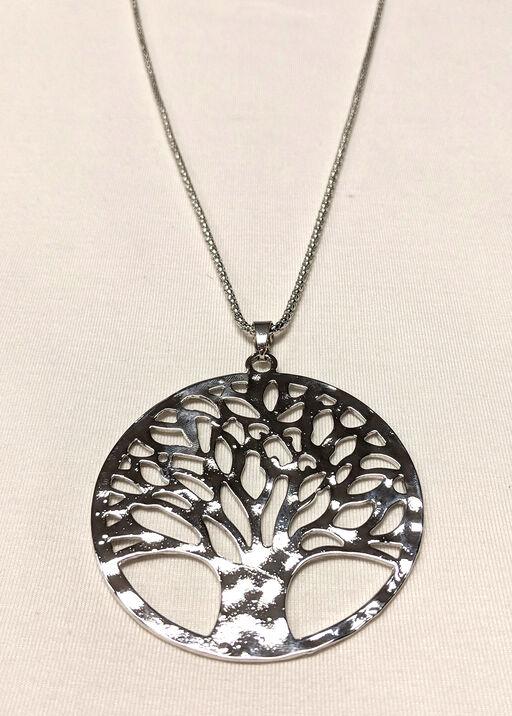 Tree Pendant Necklace, , original