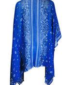 Handkerchief Kimono, Denim, original image number 1