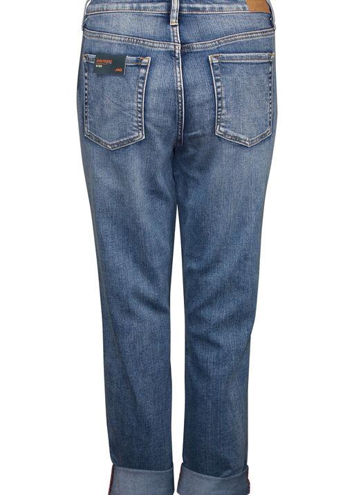 Jag Carter Mid Rise Girlfriend Jeans , Denim, original