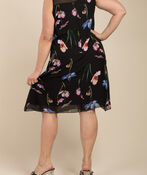 Chloe Dress, Navy, original image number 1