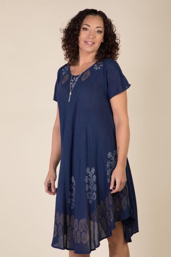 Indigo Dream Dress, Navy, original image number 2