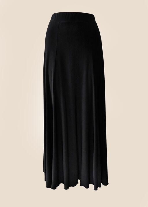 Hi Low Ankle Length Skirt, , original