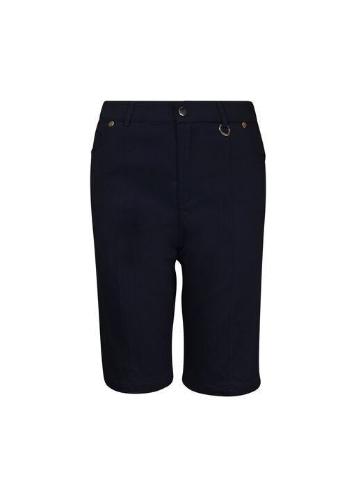 Five Pocket Cotton Stretch Bermuda Short, , original