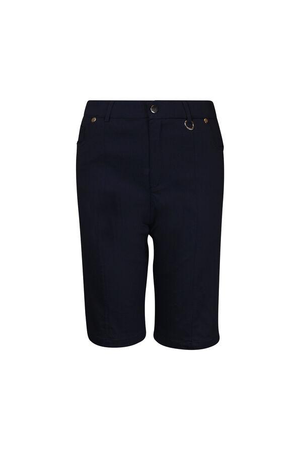 Five Pocket Cotton Stretch Bermuda Short, , original image number 1