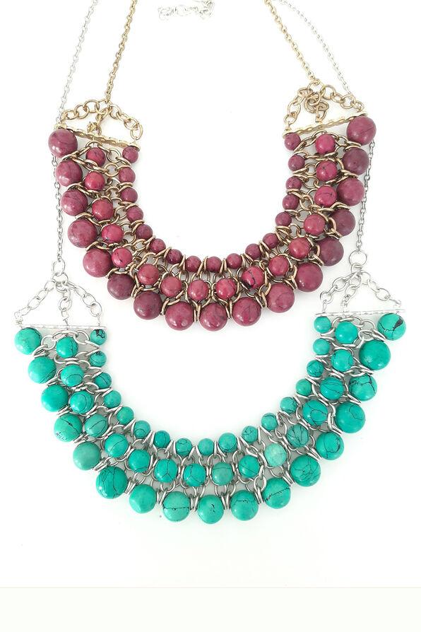 Luna Beaded Necklace, , original image number 1