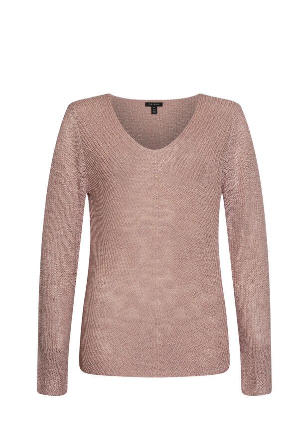 Layla V-Neck Sweater, , original image number 0