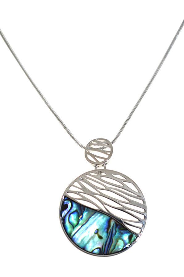 Mingle Necklace, Blue, original image number 0
