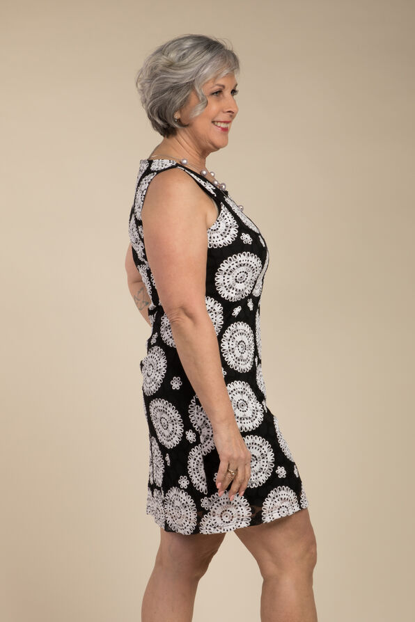 Lilian Dress, White, original image number 2
