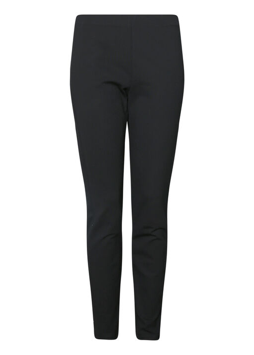 Legging with Grommets Accents, Black, original