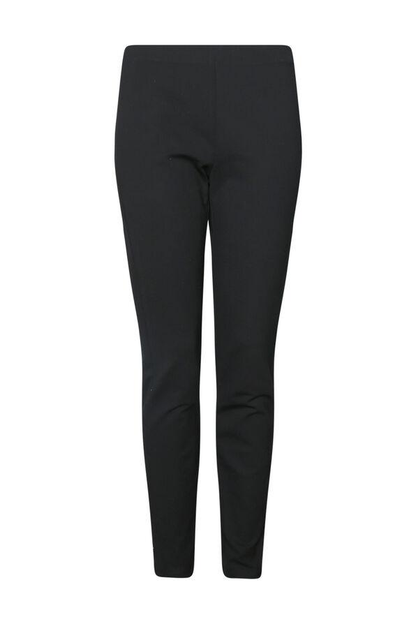 Legging with Grommets Accents, Black, original image number 0