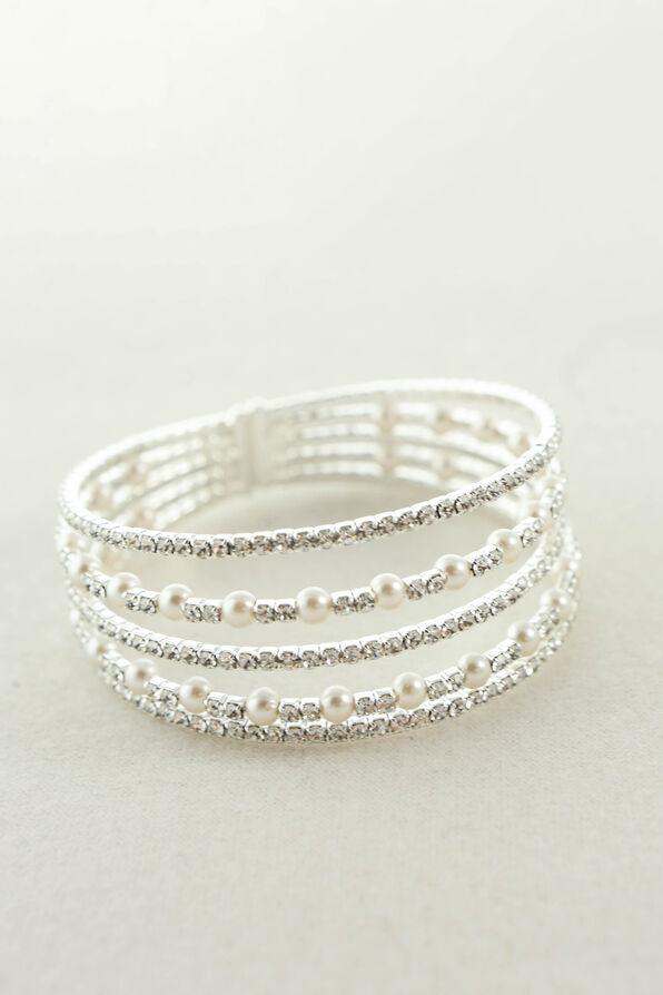 Marilyn Bracelet, Silver, original image number 0