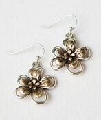Nerida Earrings, Silver, original image number 0