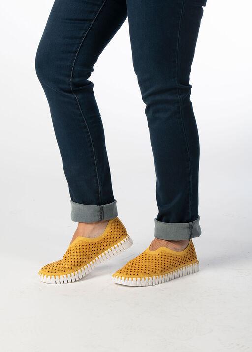ILS TULIP SHOE, Yellow, original