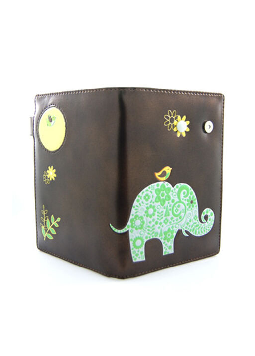 Elephant Passport Holder, , original