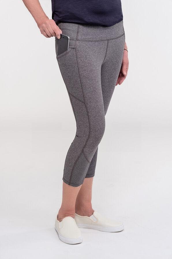 Capri Active Wear Legging, , original image number 0