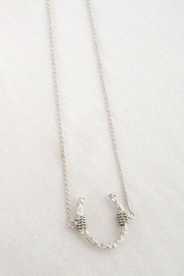 Horseshoe Necklace , , original image number 1