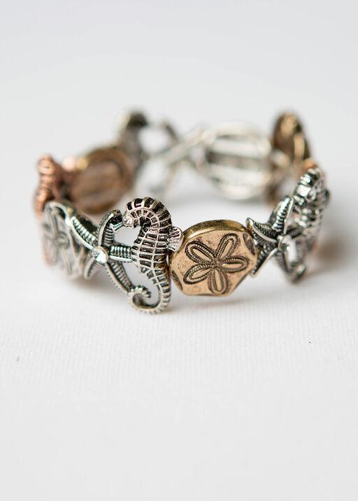 Sea Life Stretch Bracelet, , original