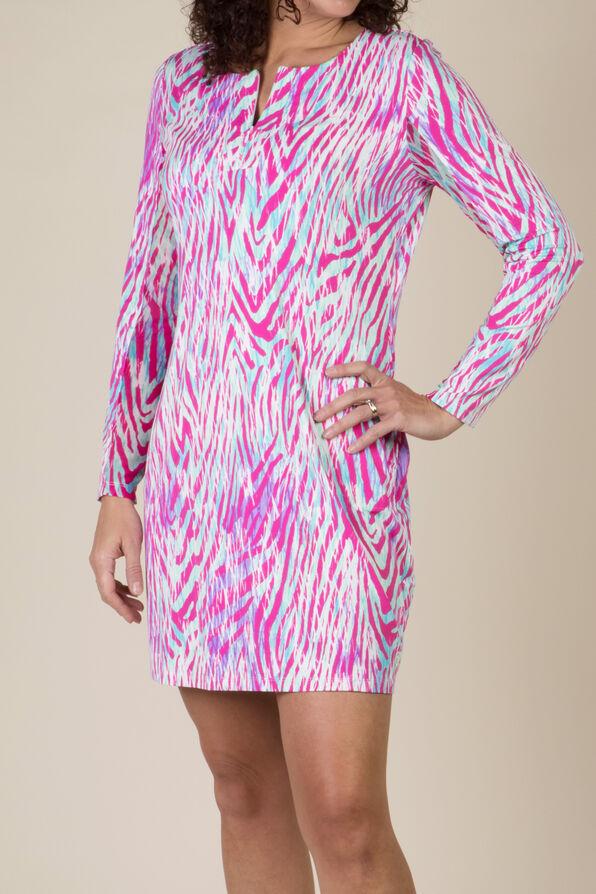 Olivia Golf Dress, Pink, original image number 1
