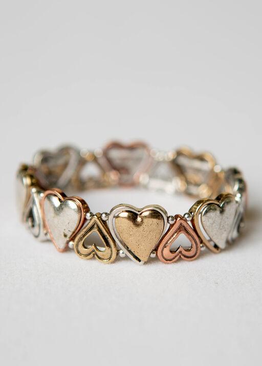 Heart Stretch Bracelet, , original