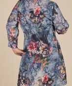 Gardenia Tunic, Blue, original image number 2
