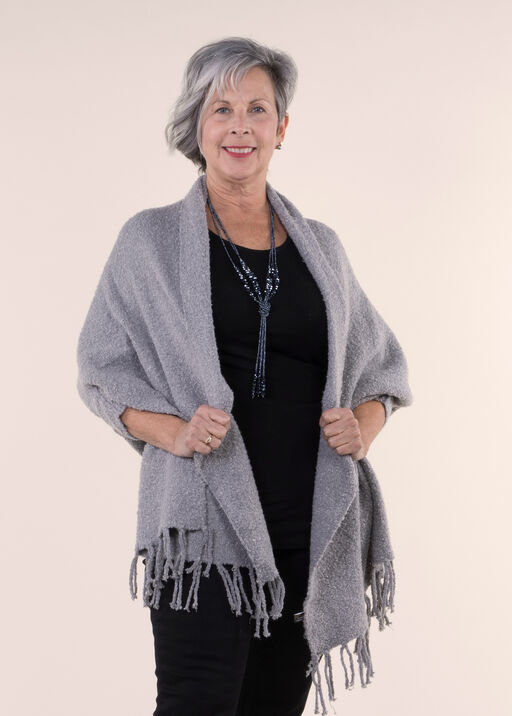Scarf With Sleeves, , original