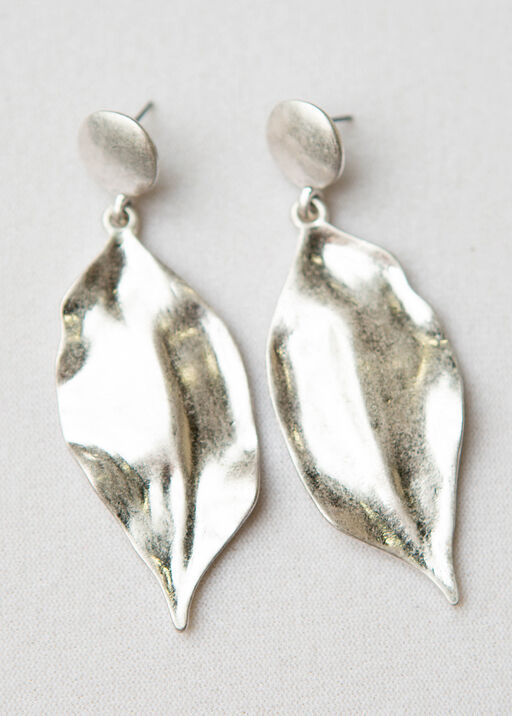Kirra Earrings, Silver, original