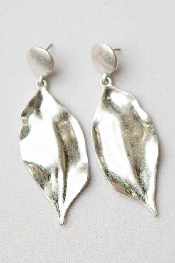 Kirra Earrings, Silver, original image number 1