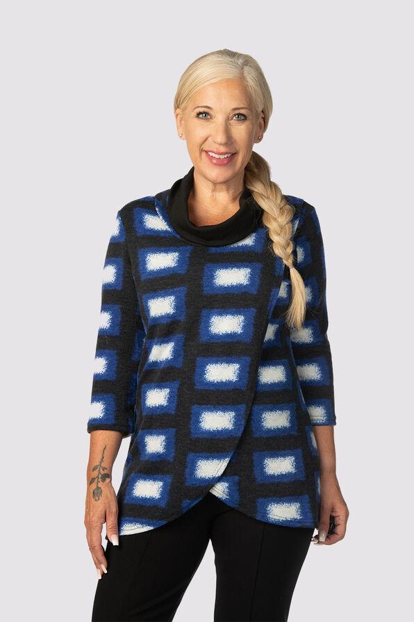 Ivanka Ivana Top, Blue, original image number 0